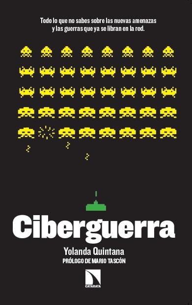 Cubierta Ciberguerra